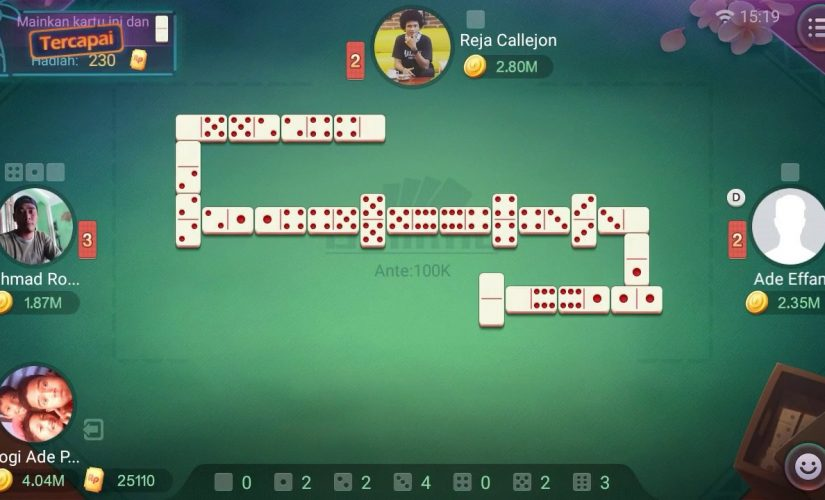 Tutorial Bermain Domino QQ Di Youtube